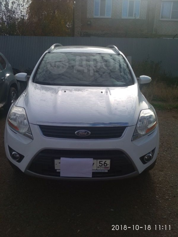 Ford Kuga, 2012 год, 800 000 руб.