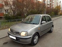 Nissan March, 2000 г., Тюмень