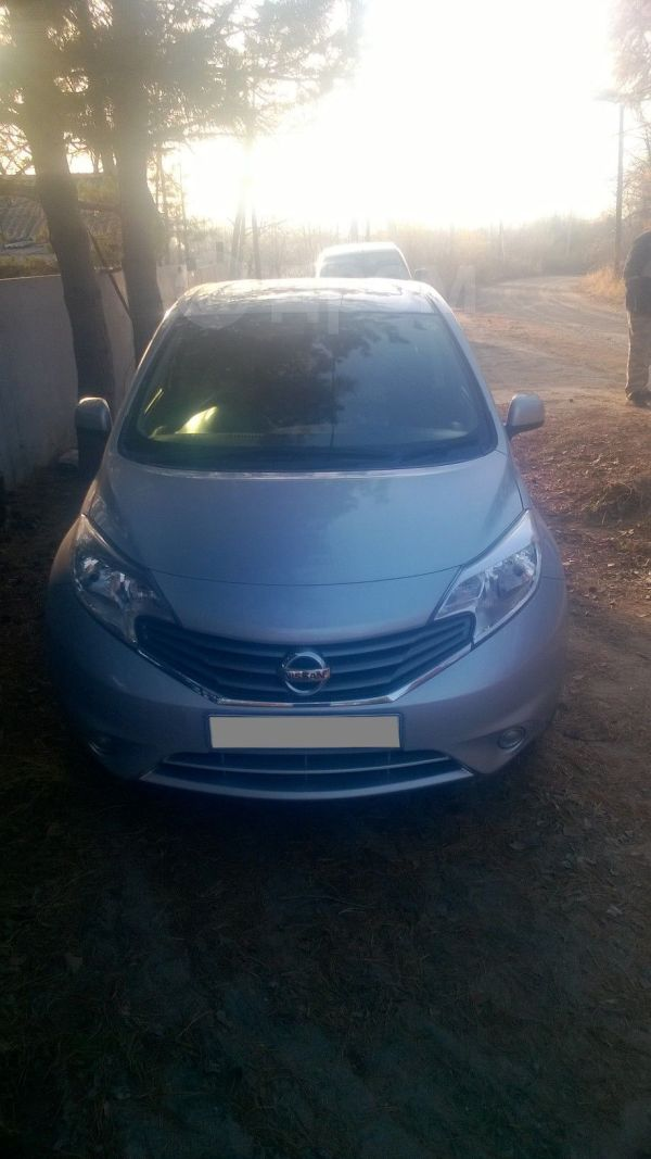 Nissan Note, 2013 год, 495 000 руб.