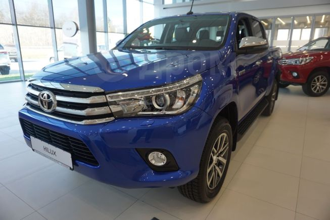 Toyota Hilux Pick Up, 2018 год, 2 914 974 руб.