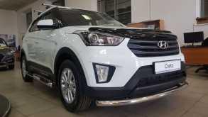 Улан-Удэ Hyundai Creta 2018