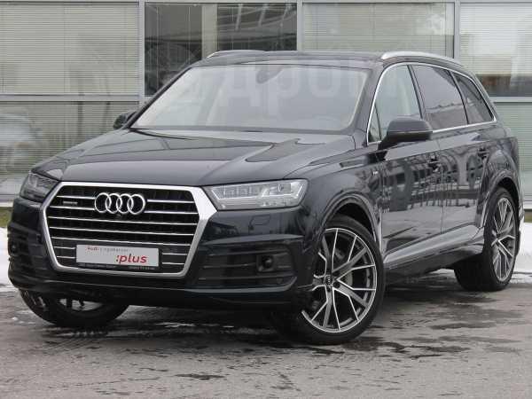 Audi Q7, 2017 год, 4 650 000 руб.