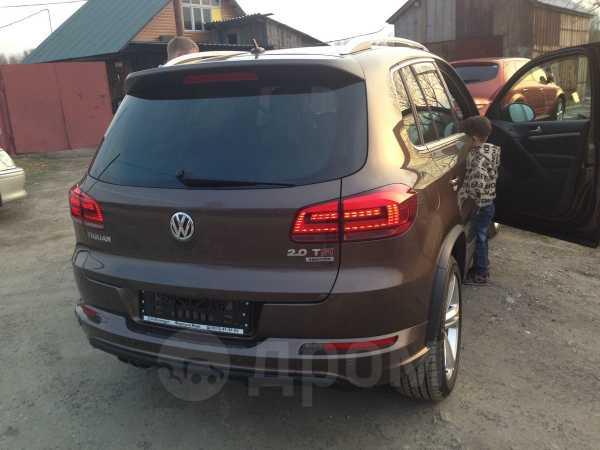 Volkswagen Tiguan, 2014 год, 1 380 000 руб.