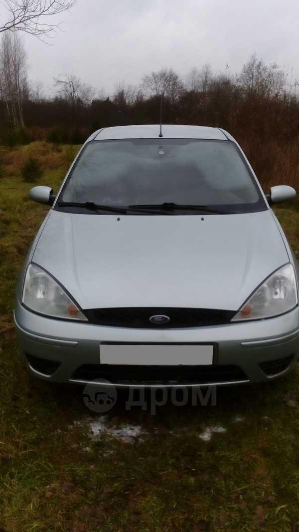 Ford Focus, 2004 год, 65 000 руб.