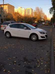 Новосибирск Opel Astra 2014