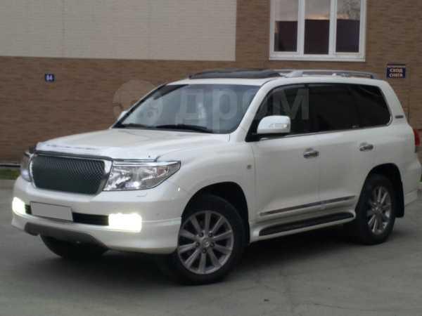 Toyota Land Cruiser, 2008 год, 1 970 000 руб.