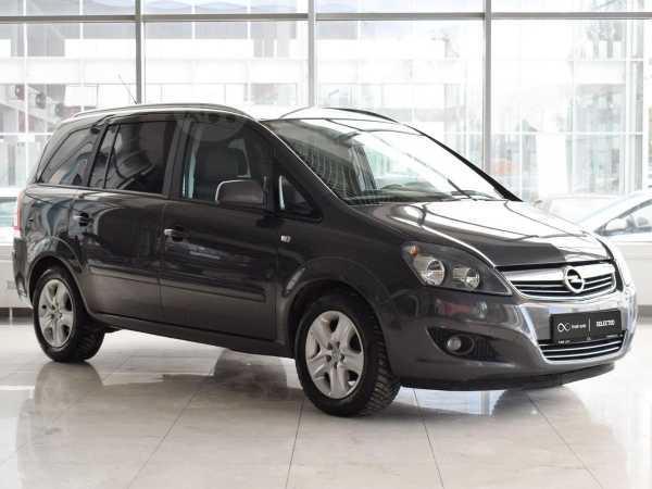 Opel Zafira, 2014 год, 629 000 руб.