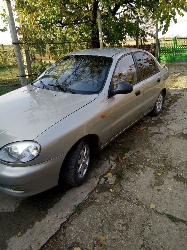 Chevrolet Lanos, 2009 год, 195 000 руб.