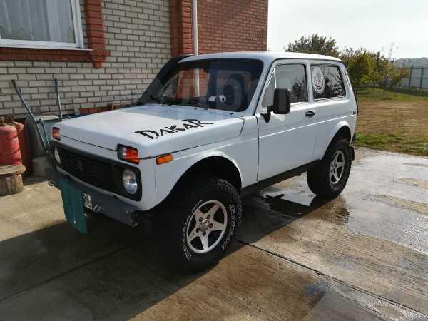 Лада 4x4 2121 Нива, 1993 год, 120 000 руб.
