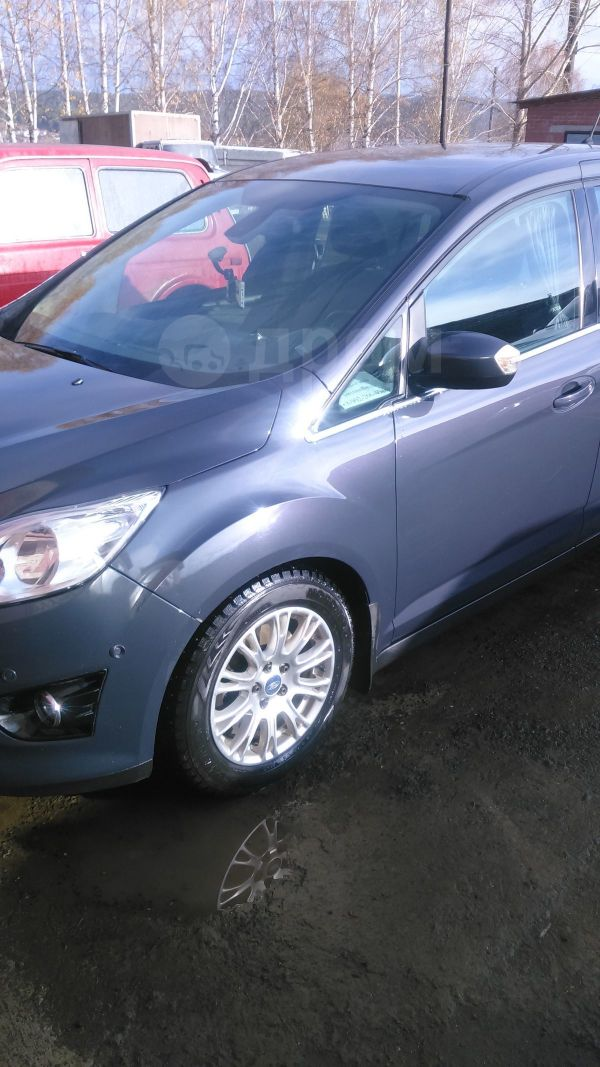 Ford Grand C-MAX, 2011 год, 600 000 руб.