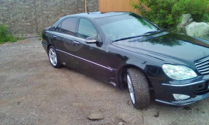 Mercedes-Benz S-Class, 2004 год, 480 000 руб.