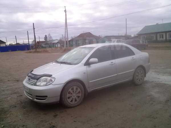Toyota Corolla, 2004 год, 380 000 руб.