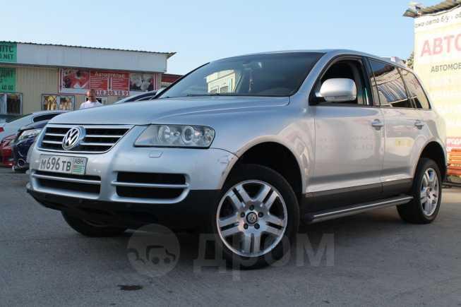 Volkswagen Touareg, 2005 год, 250 000 руб.