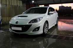 Москва Mazda3 MPS 2011