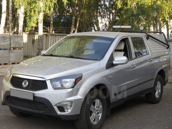 SsangYong Actyon Sports, 2012 год, 750 000 руб.
