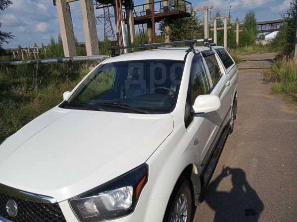 SsangYong Actyon Sports, 2012 год, 630 000 руб.