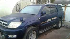 Иркутск Hilux Surf 2004