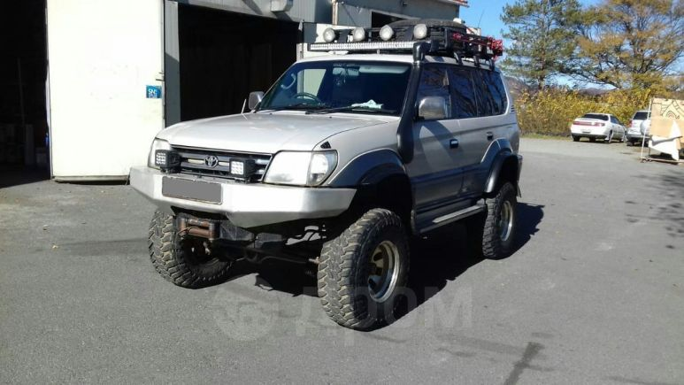 Toyota Land Cruiser Prado, 1997 год, 1 550 000 руб.