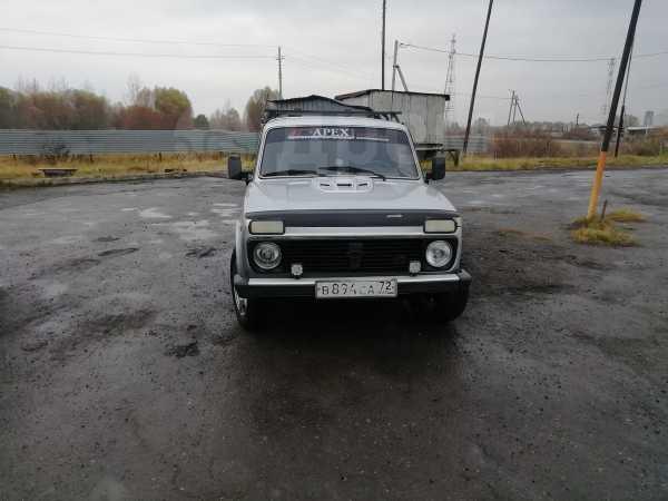 Лада 4x4 2131 Нива, 2006 год, 130 000 руб.