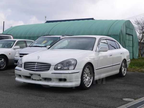 Nissan Cima, 2002 год, 160 000 руб.