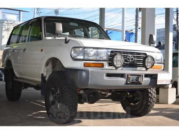 Toyota Land Cruiser, 1995 год, 470 000 руб.