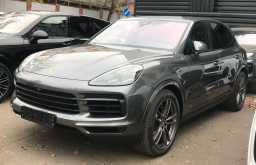 Омск Cayenne 2018