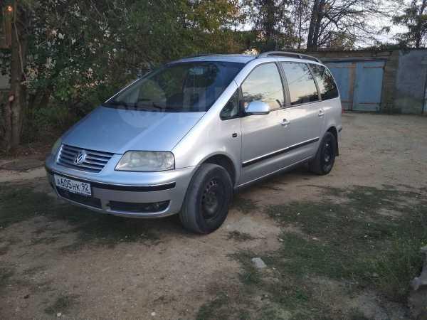Volkswagen Sharan, 2004 год, 365 000 руб.