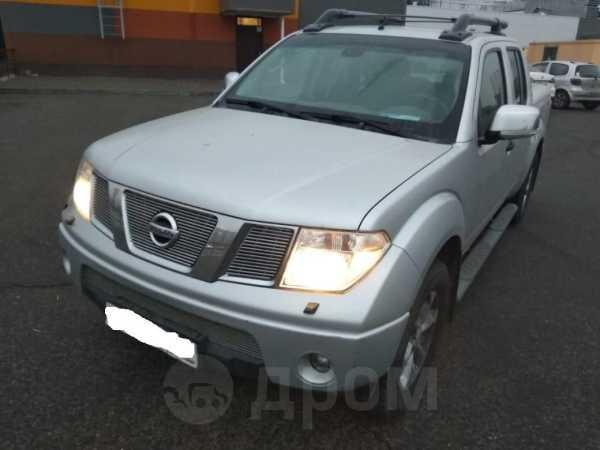 Nissan Navara, 2007 год, 725 000 руб.