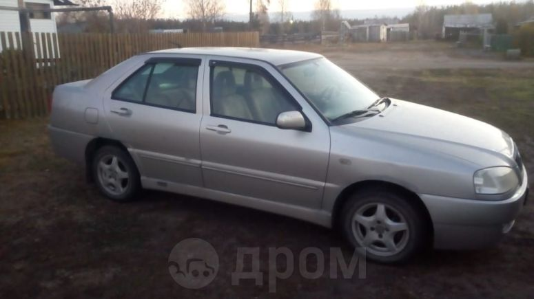 Chery Amulet A15, 2006 год, 125 000 руб.