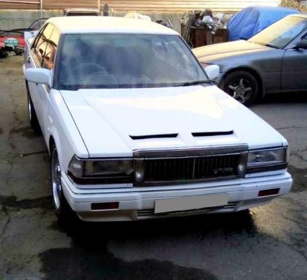 Nissan Cedric, 1987 год, 130 000 руб.