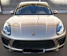 Москва Porsche Macan 2016