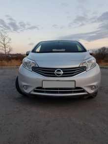 Хабаровск Nissan Note 2013