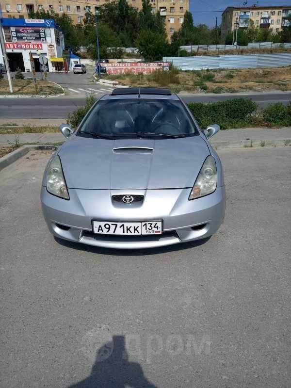 Toyota Celica, 2003 год, 320 000 руб.