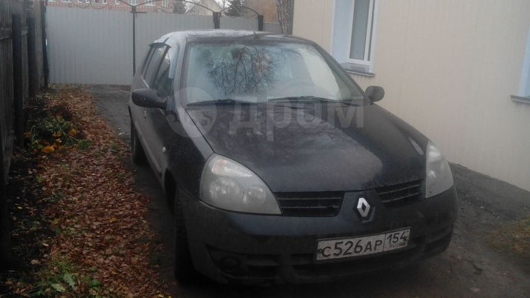 Renault Symbol, 2007 год, 185 000 руб.