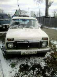 Молчаново 4x4 2121 Нива 1988