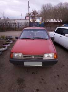 Шушенское 2109 1994