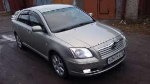 Томск Avensis 2004