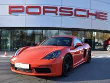 Санкт-Петербург Porsche 2016