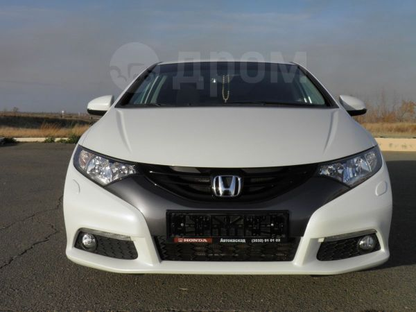 Honda Civic, 2013 год, 890 000 руб.
