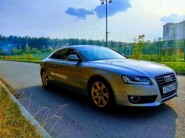 Audi A5, 2009 год, 580 000 руб.