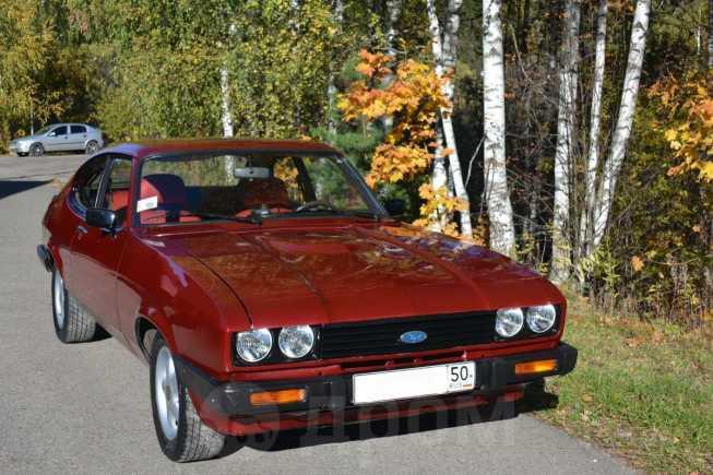 Ford Capri, 1980 год, 650 000 руб.
