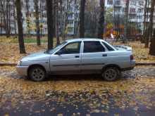 ВАЗ (Лада) 2110, 2002 г., Санкт-Петербург