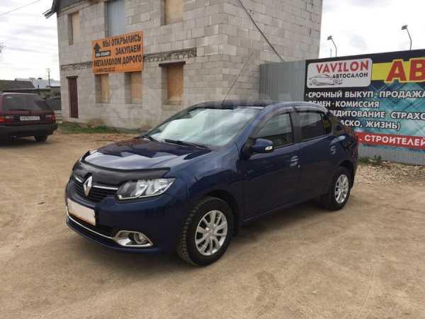 Renault Logan, 2015 год, 489 000 руб.