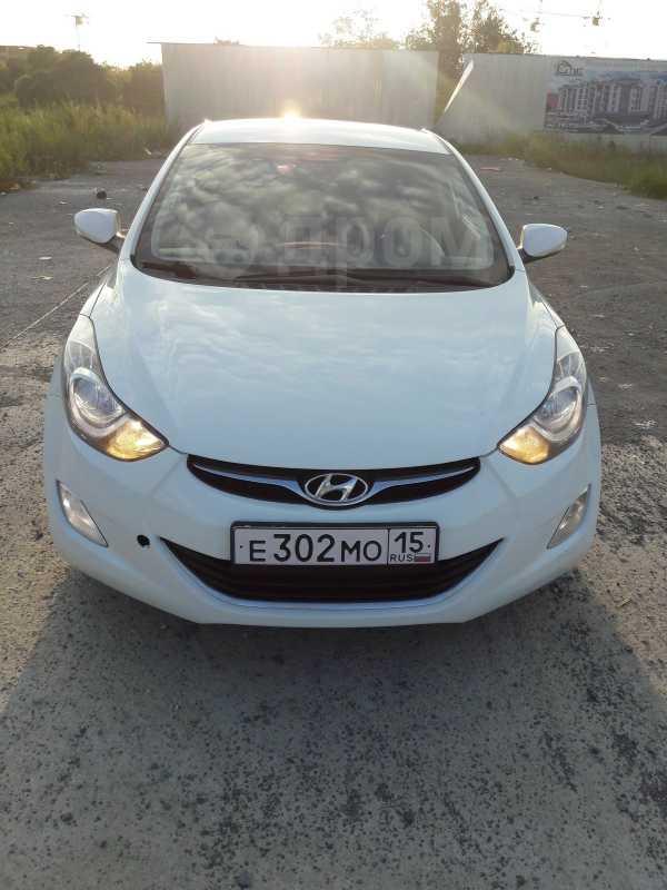 Hyundai Elantra, 2011 год, 575 000 руб.