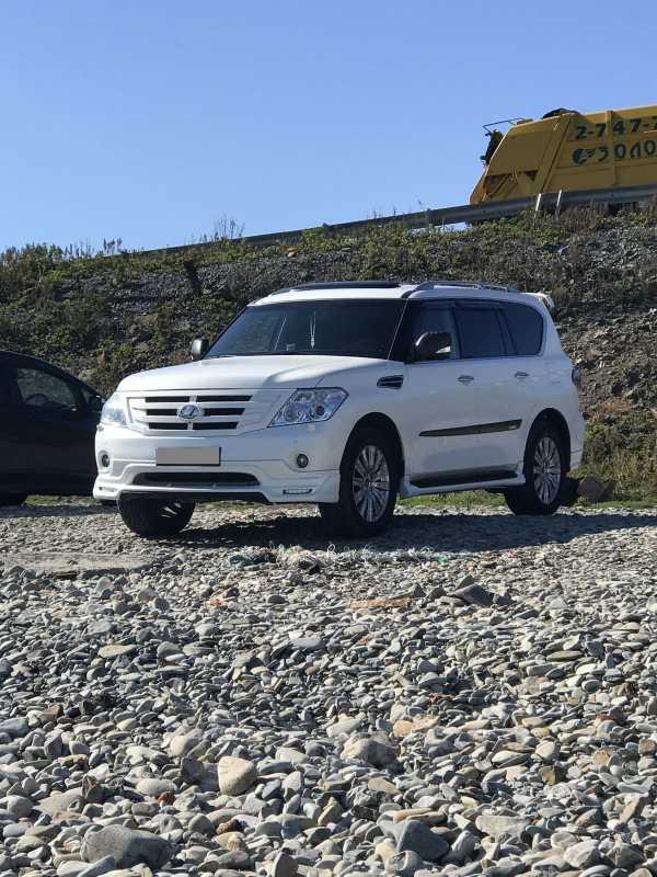 Nissan Patrol, 2010 год, 1 800 000 руб.