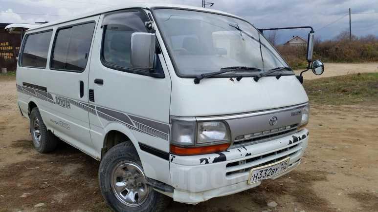 Toyota Hiace, 1990 год, 250 000 руб.