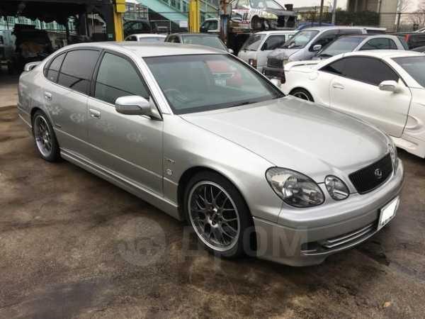 Toyota Aristo, 2001 год, 170 000 руб.