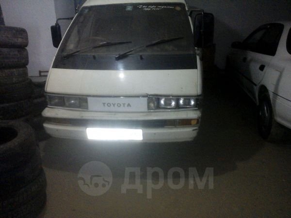 Toyota Master Ace Surf, 1988 год, 40 000 руб.