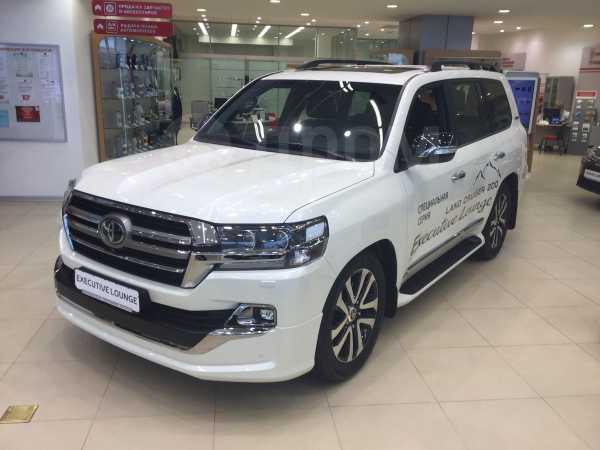 Toyota Land Cruiser, 2018 год, 5 771 000 руб.