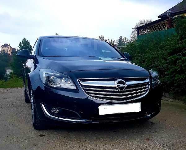 Opel Insignia, 2015 год, 995 000 руб.